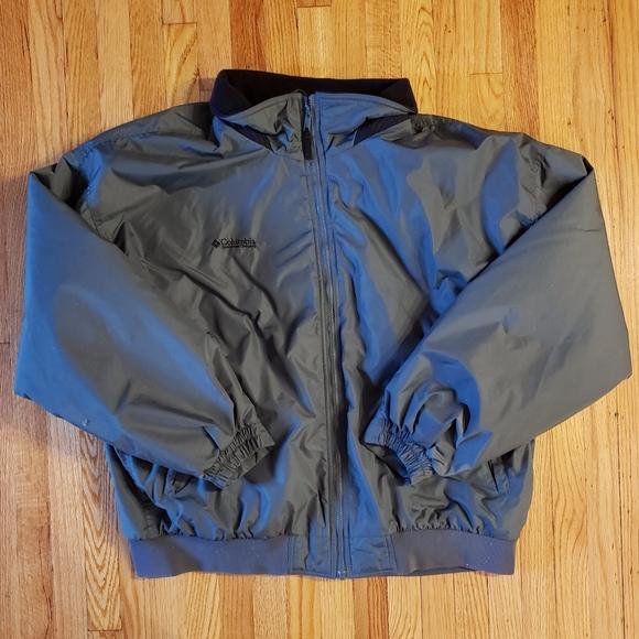 3f7f60b237f Columbia Jackets & Coats   Vtg Falmouth Jacket With Fleece Lining ...